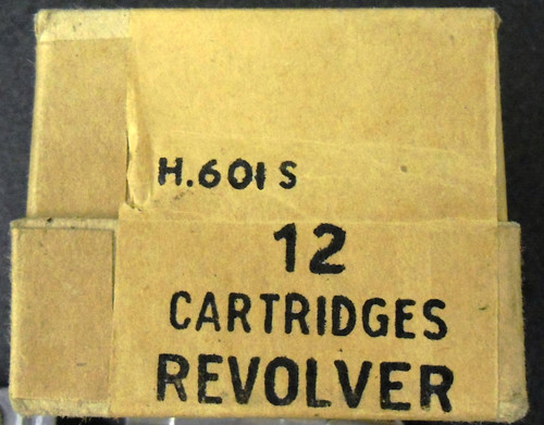 Canadian .45 Colt WWII Cartridge Box - Unopened