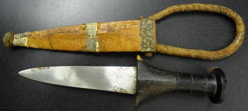 North African / Sudanese Arm Dagger with Sheath