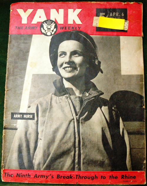 Yank: The Army Weekly - April 6th, 1945