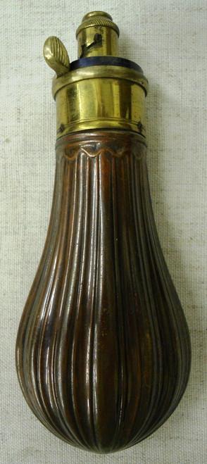 C. & J.W. Hawksley Small Powder Flask