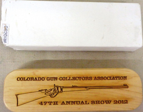 2012 Colorado Gun Collectors Assoc. 47th Annual Show 2 Pen Set
