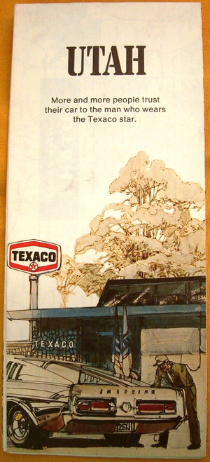 Texaco Products - Ron Peterson Antiques