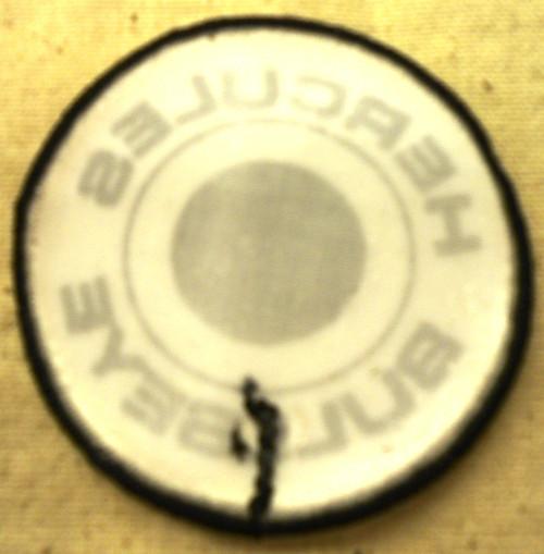 Hercules Bullseye Patch