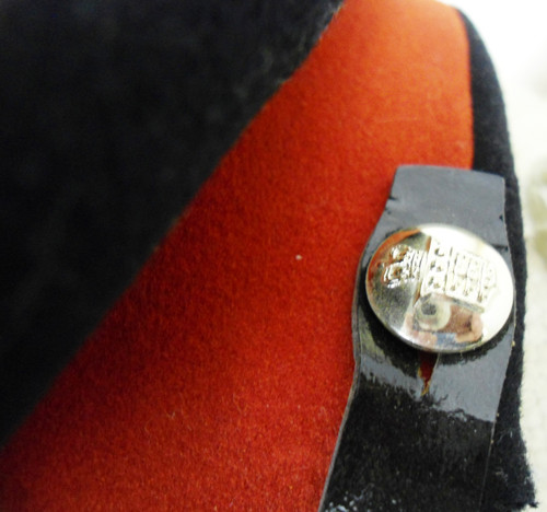 British Royal Army Ordnance Officer's Dress Cap w/Hat Badge