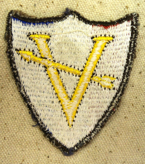 French WWII Victory Patch