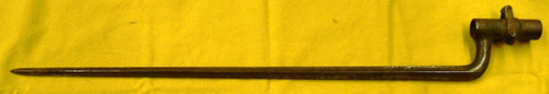 Dutch M1871 First Pattern De Beaumont Bayonet