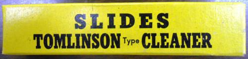 Tomlinson Type Cleaner Slides - 410 gauge