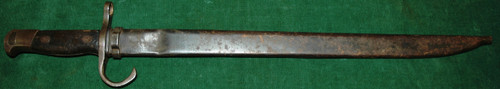 Japanese M1897 Arisaka Bayonet with Scabbard