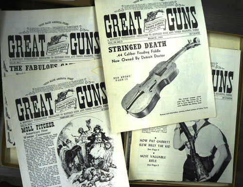Great Guns, Vol. IV - 1955