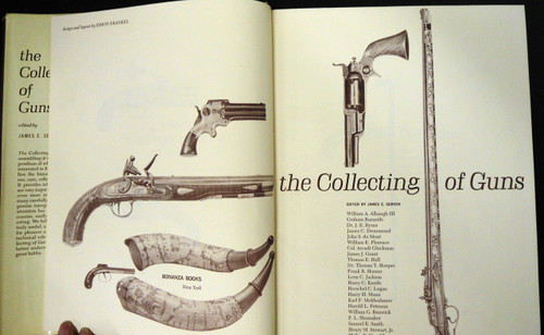 The Collecting of Guns by J.E. Serven