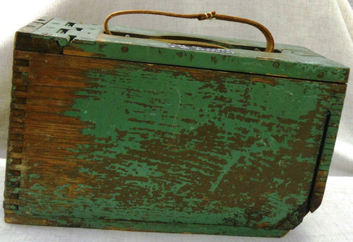 German WWII FG-42 Ammo Can