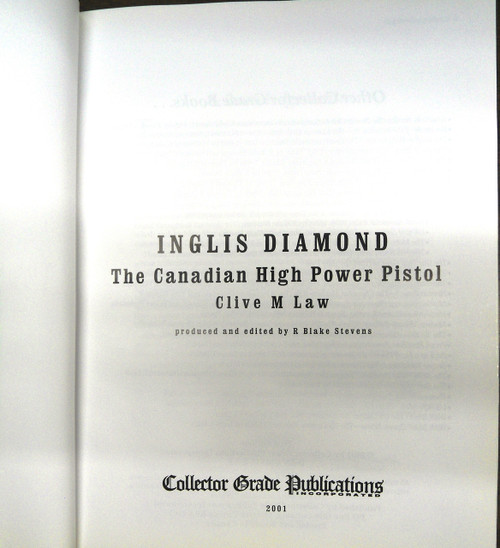 Inglis Diamond by Clive M. Law