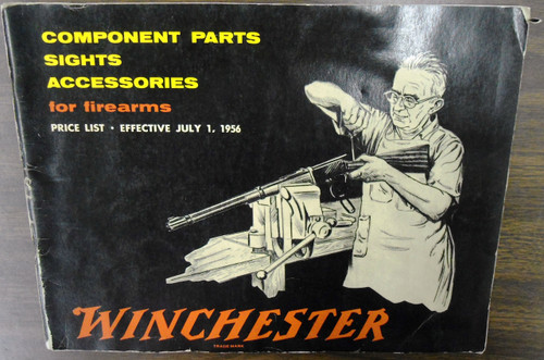 Winchester Component Parts, Sights, Accessories for Firearms Price List
