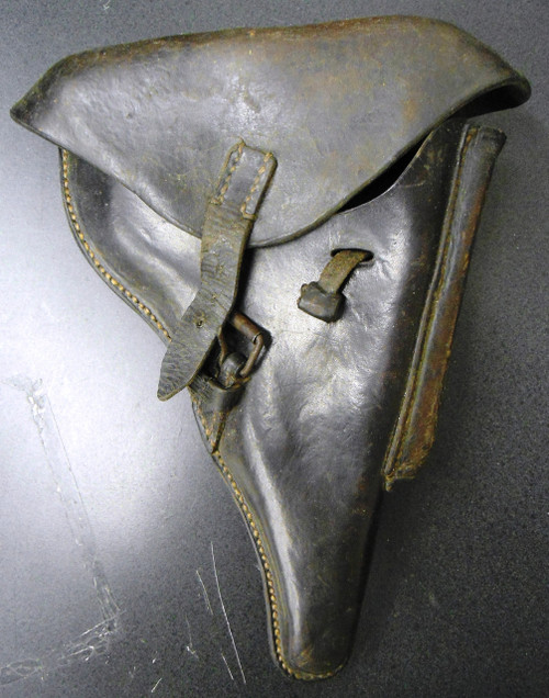 German Luger Holster Waffen Marked