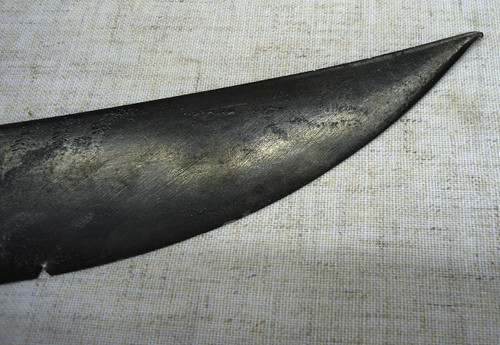 Southeastern Asia Dha Sword