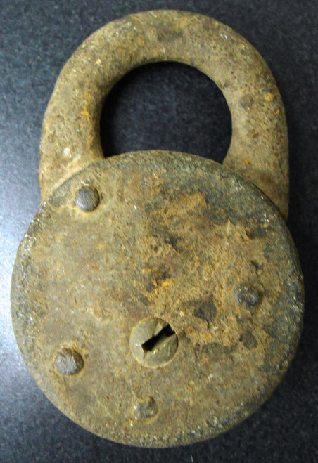 Relic Padlock - NO Key