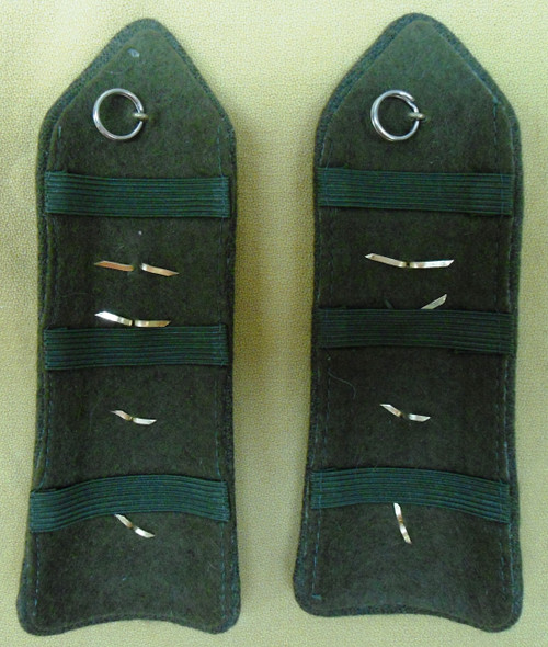 Egyptian Colonel Shoulder Boards