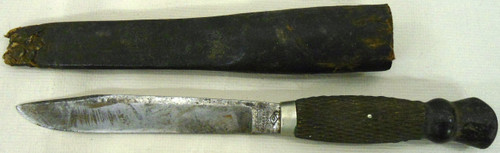Russell Green River Works Hunting Bowie Knife circa WWI