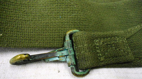 U.S. Vietnam / Korean War Era Musette Bag Strap