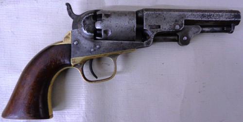 Colt M1849 Pocket .31 Caliber Percussion Revolver