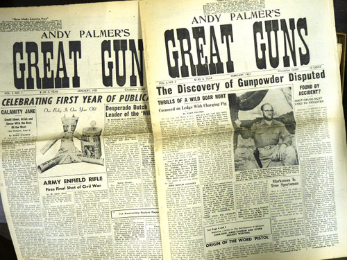 Great Guns, Vol. II - 1953