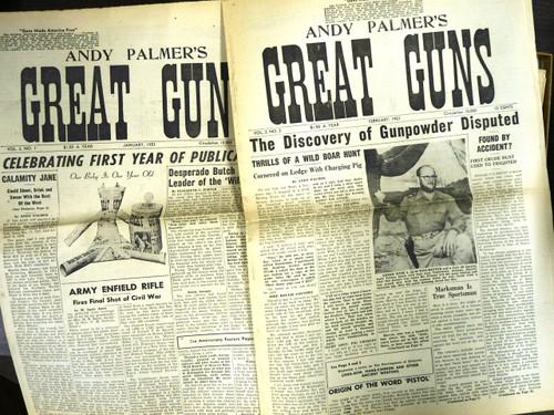 Great Guns, Vol. II - 1953
