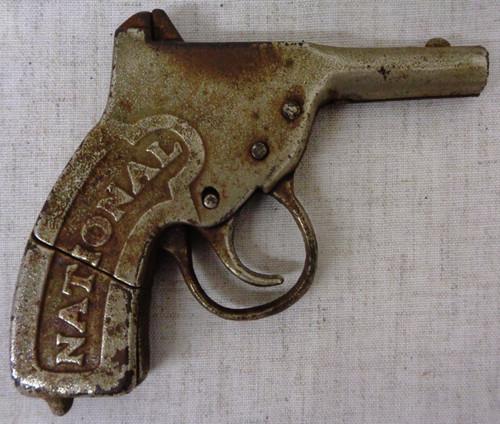 National Cast Iron Cap Gun