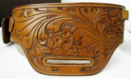 Colorado Saddlery Moscadero Belt for Left-Hand Holster