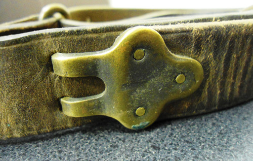 U.S. Model 1907 Sling with Brass Fittings