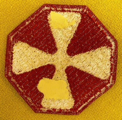 U.S. 8th Army Patch
