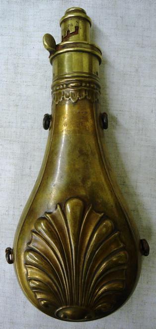 C. & J.W. Hawksley Shotgun Powder Flask