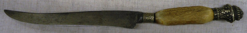 James Rodgers, Sheffield, Stag Handled Carving Knife
