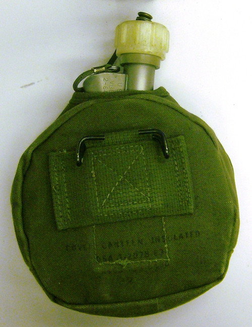 U.S. Insulated Canteen with Cover