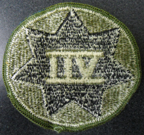 U.S. 7th Army Corps Subdued Patch