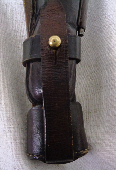 German Luger WWI Military Holster & Stock - Unmarked