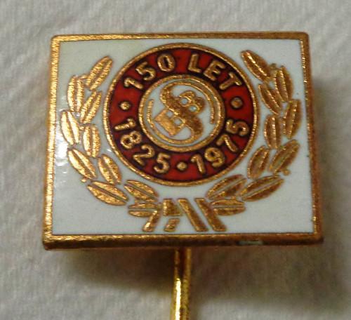 Czech Sellier & Bellot Shield Pin - White