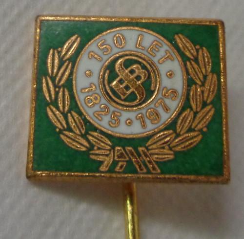 Czech Sellier & Bellot Shield Pin - Green