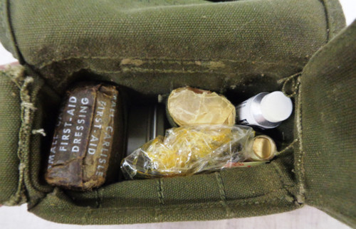 U.S. WWII T.F. Spec. Co. 1945 Medical Kit