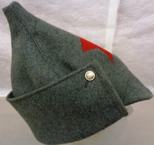 Russian Budenovka Wool Red Army Cap - Repro