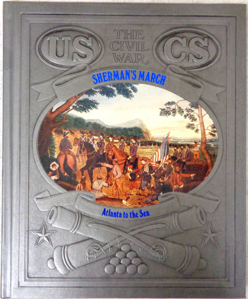 The Civil War: Sherman's March by David Nevin