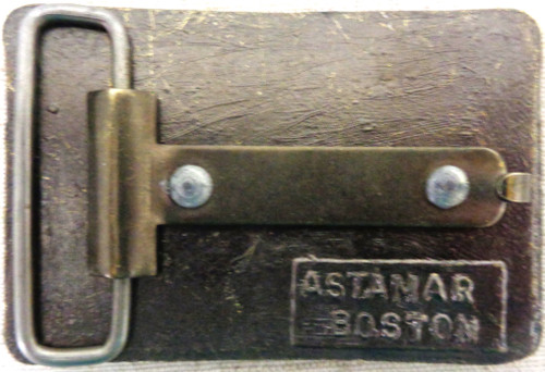 Daisy Red Ryder Boys Belt Buckle by Astamar, Boston