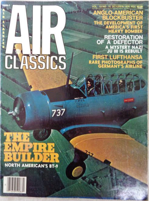 Air Classics Vol. 12 No. 10 October 1976