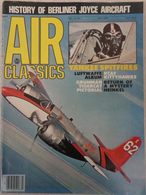 Air Classics Vol. 14 No. 7 July 1978