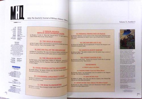 MHQ Volume 11 Number 2 Winter 1999