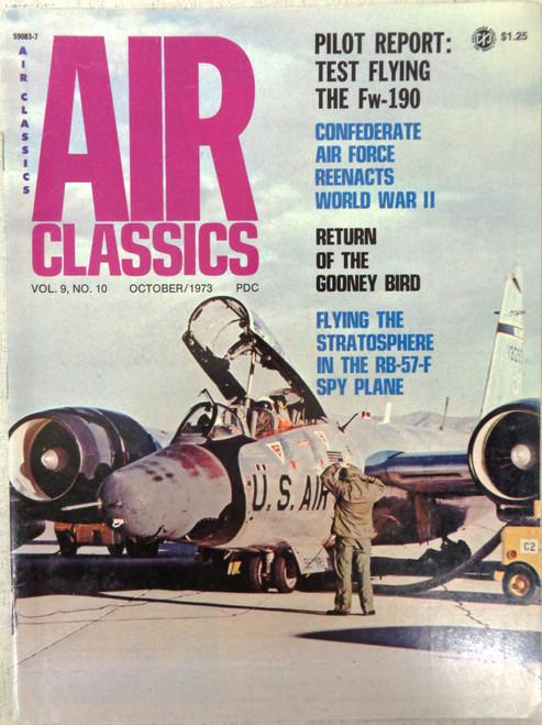 Air Classics Vol. 9 No. 10 October 1973