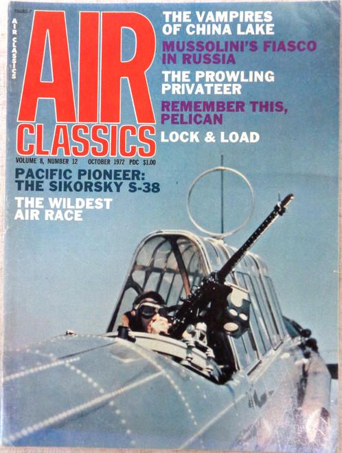 Air Classics Vol. 8 No. 12 October 1972