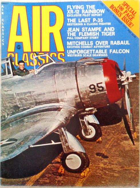 Air Classics Vol. 11 No. 11 November 1975
