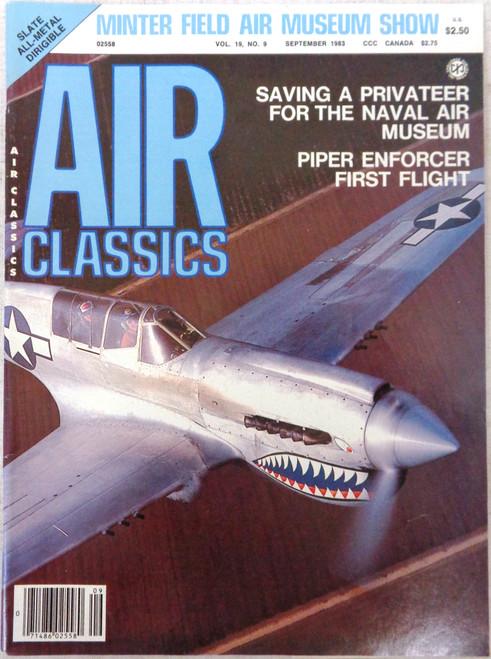 Air Classics Vol. 19 No. 9 September 1983