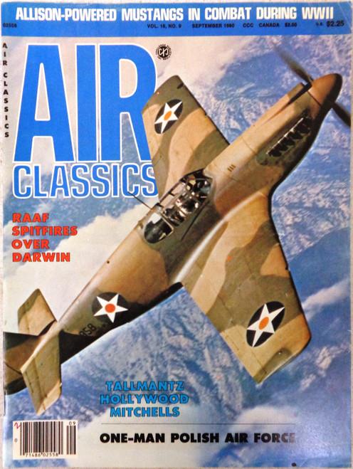 Air Classics Vol. 16 No. 9 September 1980