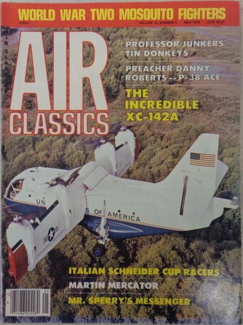 Air Classics Vol. 15 No. 5 May 1979